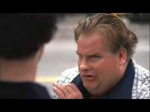 Dirty Work - Classic Farley Scene