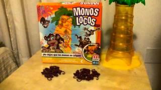 Probando juego de los monos locos!!