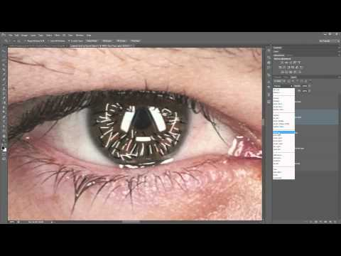 Gritty Photoshop Portrait Retouching Tutorial