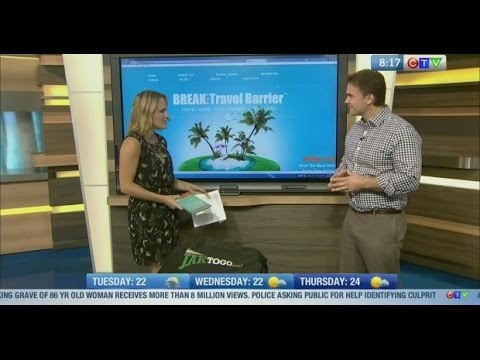 CTV Morning Live - Top 5 Budget Travel Tips