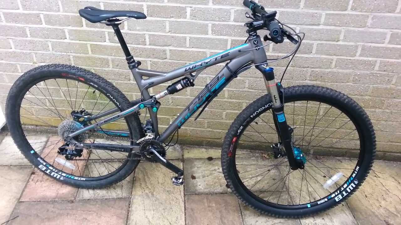 Whyte T129s Mountain Bike Review ★ Youtube