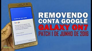 Travando lento o Samsung Galaxy On7 SM-G600 como aplicar hard reset