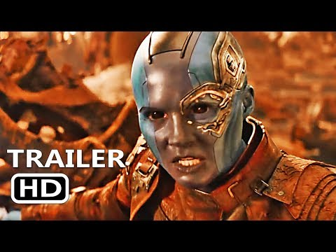 New Trailer: 'Avengers: Infinity War' - The New York Times