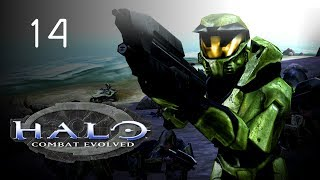Let's Play Halo: Combat Evolved (SPV3) - 14 - The Maw