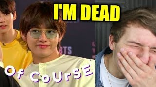 Download Lagu BTS in AMERICA 2018 Reaction (CRACK) [THIS IS ACTUALLY HILARIOUS] Gratis STAFABAND