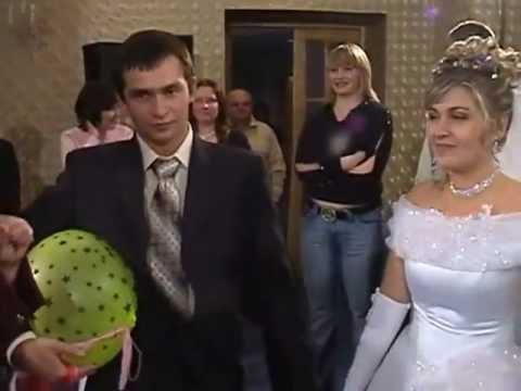 Конкурс на свадьбу- Беременный муж.flv