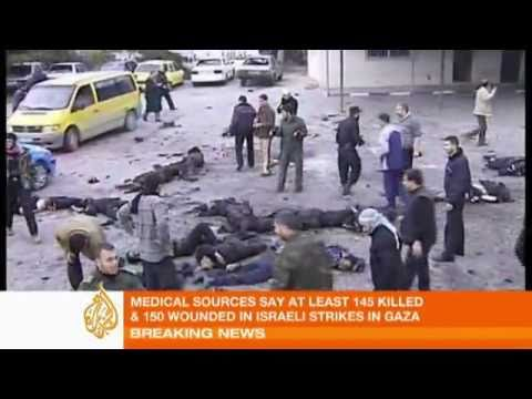 Israel launches Cruel missile attacks on Gaza -  Help and Dua for Palestine