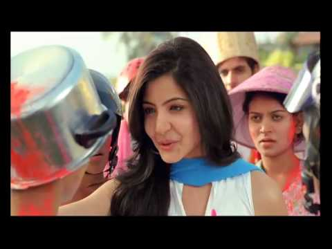 Anushka Sharma in Parachute hair oil tv adver...