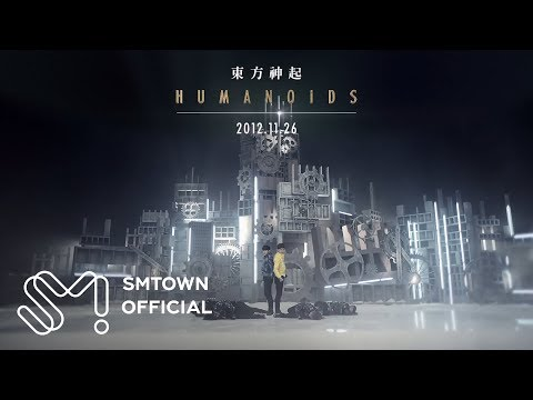 TVXQ! �방�기_Humanoids_Music Video Teaser