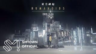 TVXQ! 동방신기_Humanoids_Music Video Teaser