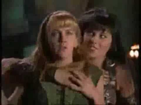 Xena And Gabrielle Xxx