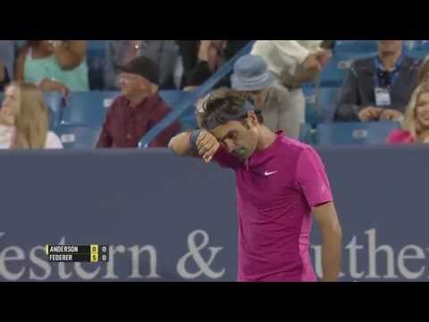 2015 Western & Southern Open Cincinnati - ATP Thursday Highlights