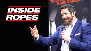 Wade Barrett Tells Hilarious Brock Lesnar Gym Story