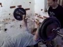 SIMON MARSHALL 100KG BENCH CAHLLENGE