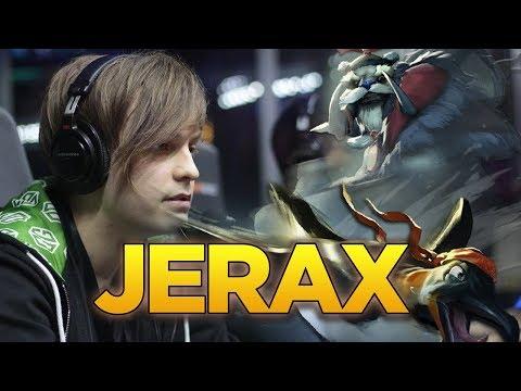 Na`Vi vs OG - JerAx Tusk - Best Game in his Dota 2 Career - EPIC Plays