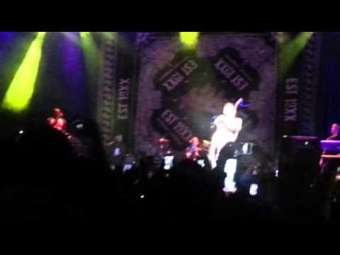 Machine Gun Kelly with Steve O – Wild Boy, Atlantic City