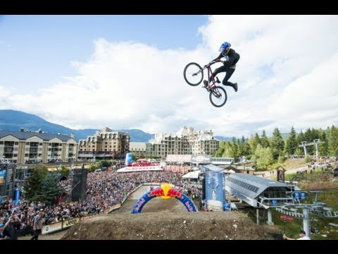MTB Slopestyle at Whistler - Red Bull Joyride 2013