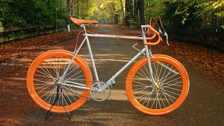 Peugeot 103 Carbolite Fixie-Singlespeed-Fixed Gear