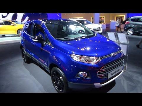 2016 - Ford Ecosport Titanium - Exterior and Interior - Auto Show Brussels 2016