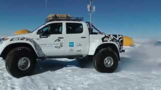 Toyota Hilux at the South Pole.mp4
