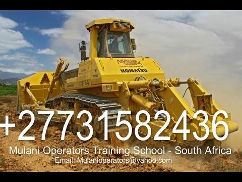 0731582436 Excavator,Drill Rig,Dump Truck Training school Kimberley Kuruman Mier Pampierstad