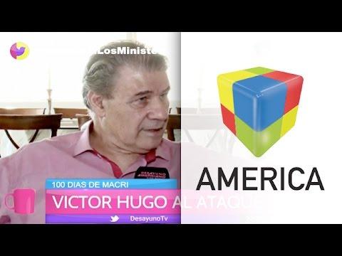 Víctor Hugo Morales: Por supuesto que Nisman se suicidó