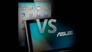iPad 2 Vs. Asus Transformer!