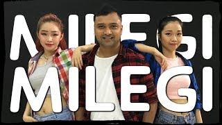 Milegi Milegi Rajkummar Rao Shraddha Kapoor Mika Singh Sachin Jigar Sk Choreography