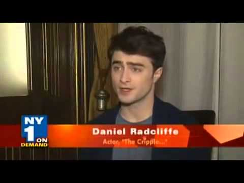 Daniel Radcliffe _ NY1