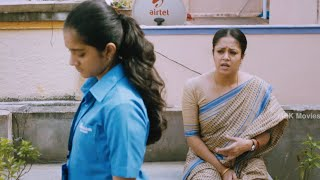 Jyothika Excited About Meeting President Comedy - 36 Vayadhinile (2015) Tamil Movie Scenes