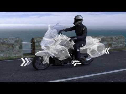 BMW Motorrad ECall Animation | AutoMotoTV