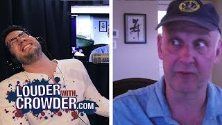Nick Searcy Talks Hollywood Liberals || Louder With Crowder
