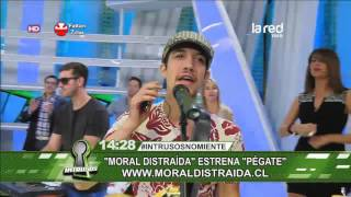 """Moral distraída"" en ""Intrusos"""
