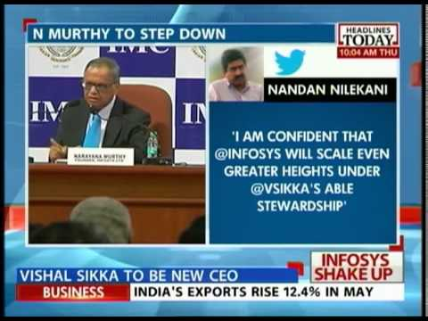 Nandan Nilekeni: Infosys wil scale greater heights under Vishal Sikka