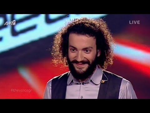 The Voice Of Greece | ΠΑΝΟΣ ΒΙΤΖΗΛΑΙΟΣ - Careless Whisper - Seether | 4th Live Show (s01e16) video
