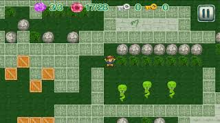 Diamond Rush Android Game Stage 1-5