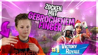 Der letzte Tag mit Schiene... Entspannter Solo Stream! Fortnite Battle Royale Live German! Facecam