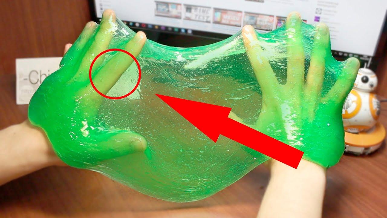 Как сделать лизуна в домашних условиях своими руками из разных 87