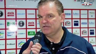 Coaches Corner - Adler Mannheim vs. Augsburger Panther