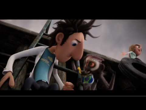 Cloudy With a Chance of Meatballs clip Dock scene