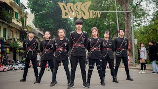 [KPOP IN PUBLIC CHALLENGE] NCT U (엔시티 유) - BOSS Dance Cover By KDC From Vietnam