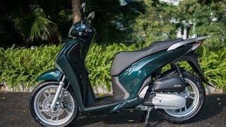 Xe.tinhte.vn - Chi tiết Honda SH 2015 với chìa Smart Key