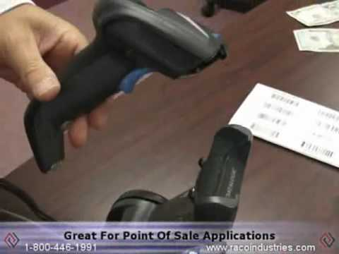 Datalogic Gryphon GM4100 Cordless Scanner