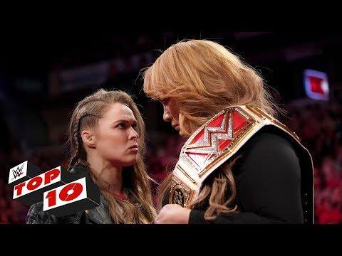Top 10 Raw moments: WWE Top 10, May 21, 2018 thumbnail