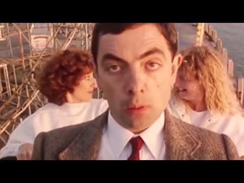 Mr. Bean's Big Day Out!