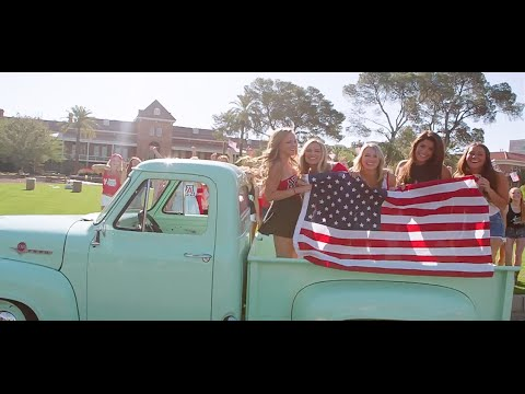 University of Arizona Kappa Kappa Gamma | Recruitment 2015-popFilm