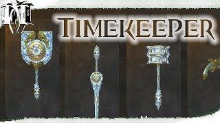 GW2 ✵ Timekeeper ✮ Weapon sets ✮ Black Lion Claim Tickets
