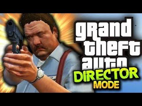 "GTA 5 PC FUNNY MOMENTS ""Phill's Adventure"" (Grand Theft Auto V Director Mode Funtage)"