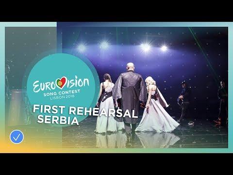 Sanja Ilić & Balkanika - Nova Deca - First Rehearsal - Serbia - Eurovision 2018