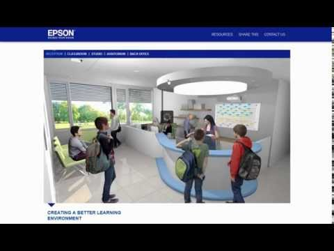 Epson Virtual World